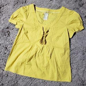 Anthropologie Odille blouse JE